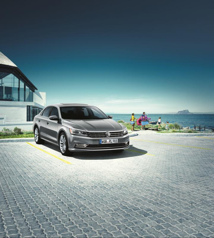 2016 | The New Passat
