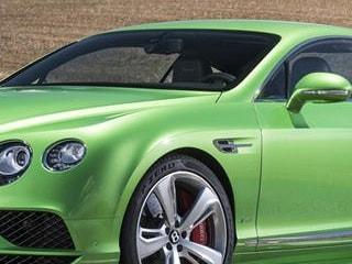 컨티넨탈 GT Speed