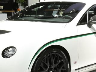[서울모터쇼] 신형 컨티넨탈 GT3-R