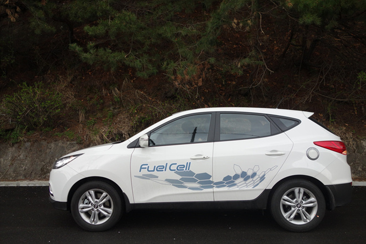 투싼 IX Fuel Cell