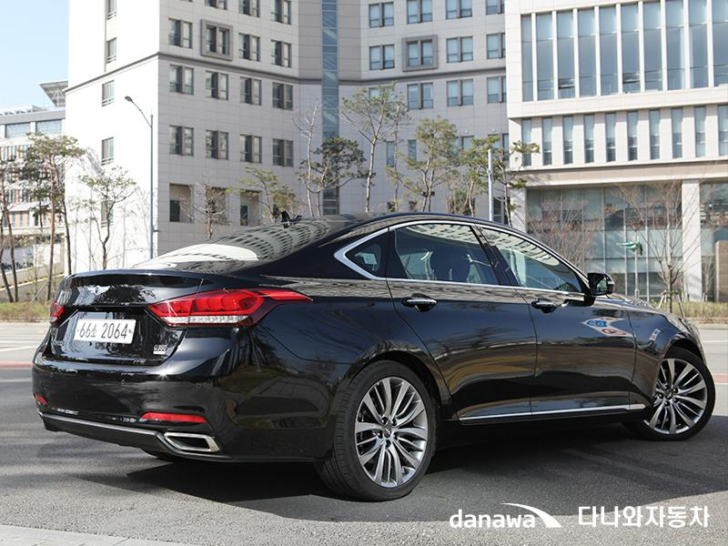 2015년형 G380 AWD Finest Edition AWD
