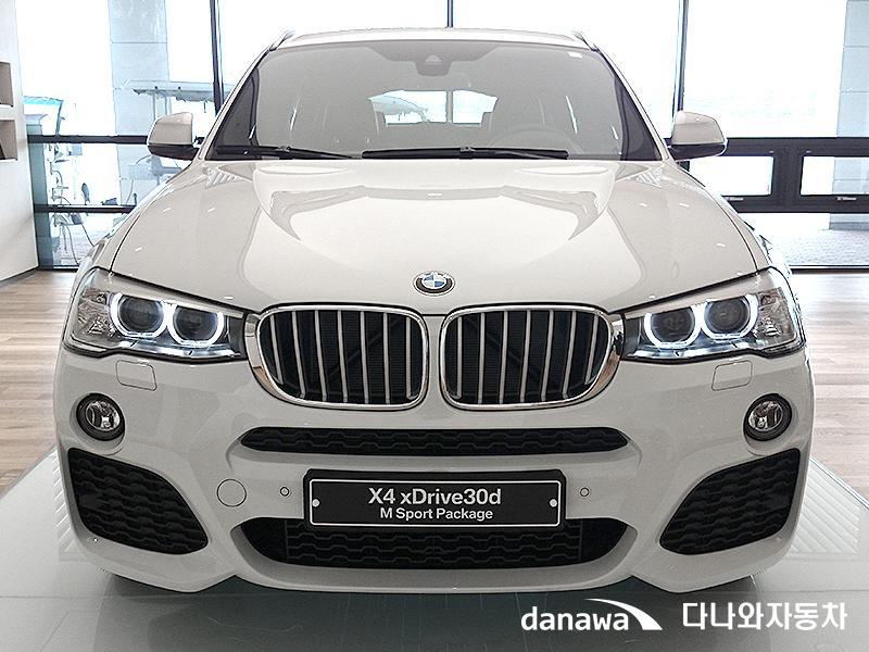 BMW X4 xDrive30d M Sport Package - 이미지 촬영/편집 : 다나와 자동차