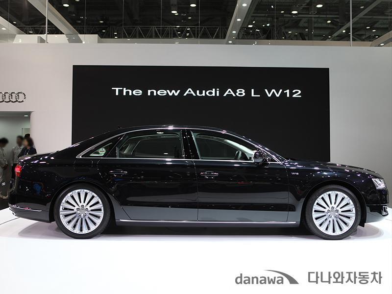 뉴 A8 L W12