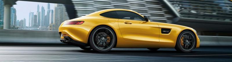 2018 | AMG GT