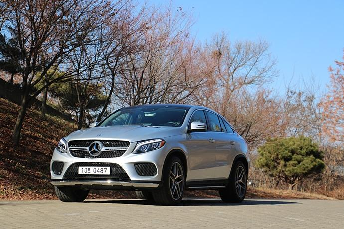 2017 | GLE 350d 4MATIC 쿠페
