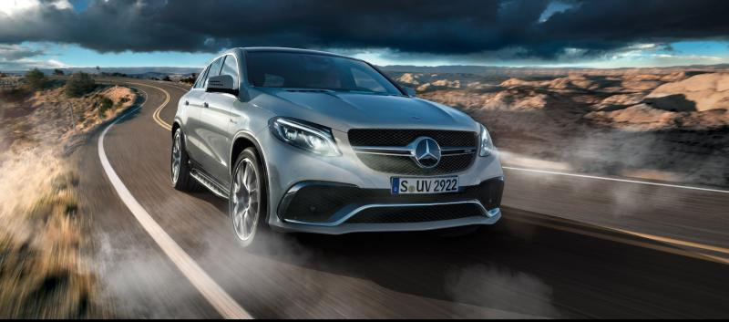 AMG GLE 63 S 4Matic Coupe