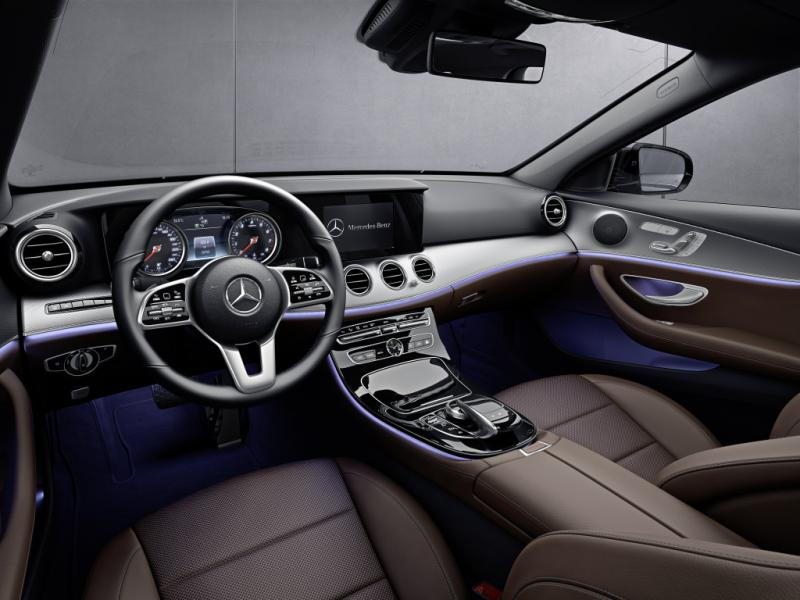2019 | E-Class Avantgarde with SportStyle