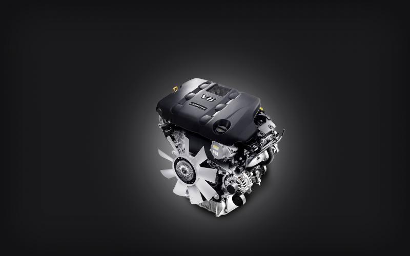 2016 더 뉴 모하비 | V6 S2 3.0디젤엔진