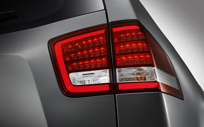 2016 더 뉴 모하비   LED 리어콤비네이션 램프
