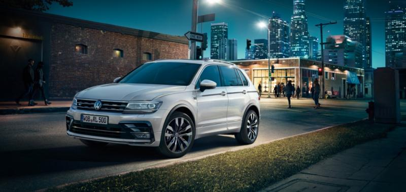 2016 | The New Tiguan