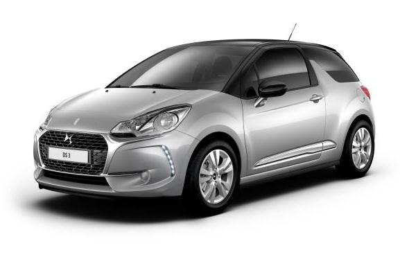 2016 | New DS3 Be chic
