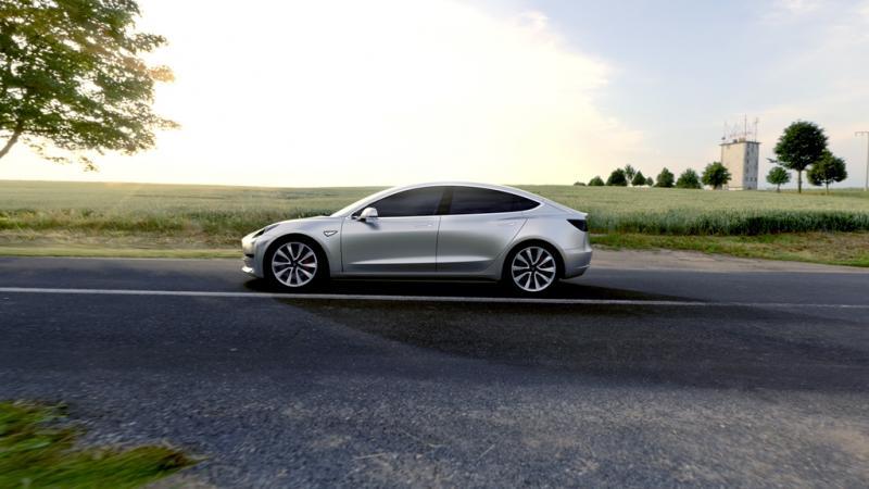 2017 | Tesla Model 3