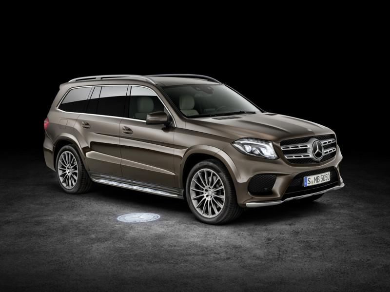 2017 l 더 뉴 GLS 500 4MATIC