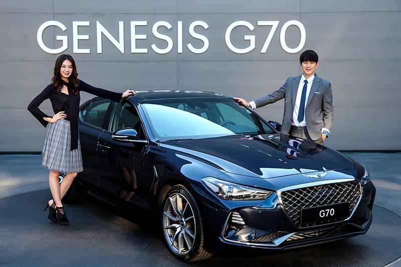 2017 l G70