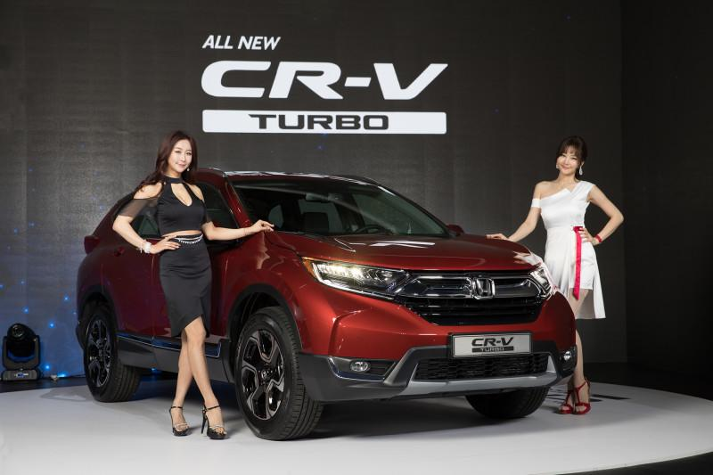 2017 l All New CR-V Turbo