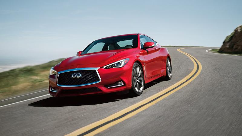 2018 | The New Q60
