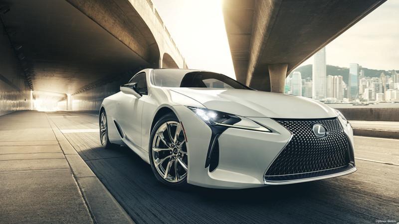 2017 l 뉴 LC 500
