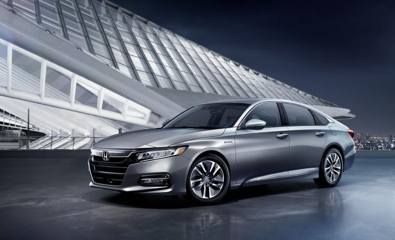 2019 | Accord Hybrid Touring