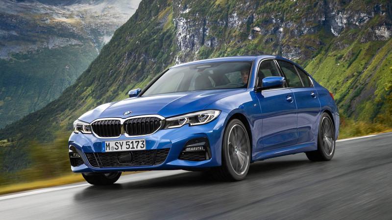 오피셜 BMW New 3-series