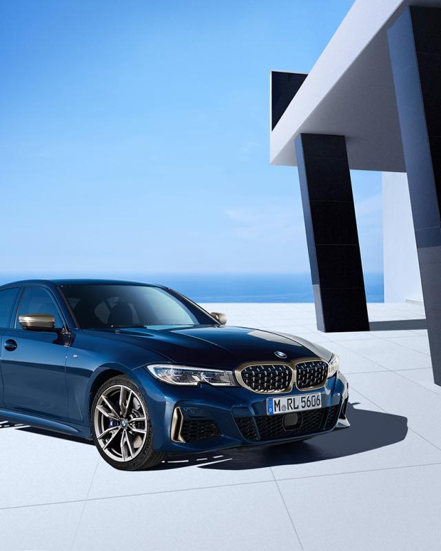 2020 l M340i BMW 코리아 25주년 탄자나이트 블루 에디션