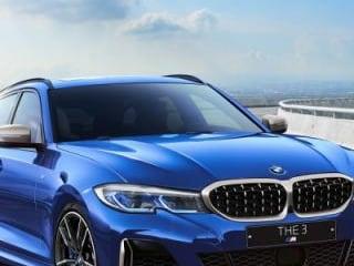 2021 l M340i xDrive 투어링 산 마리노 블루