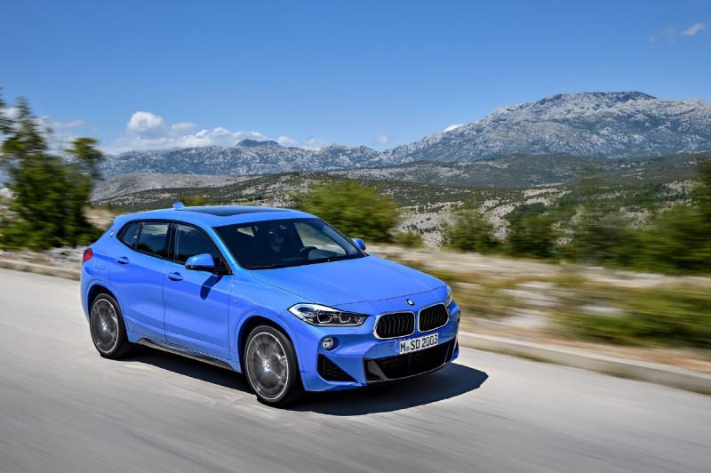 보도자료 BMW X2