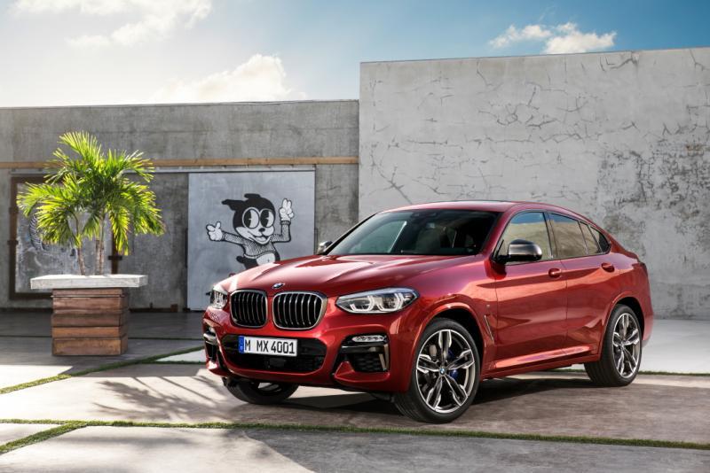 보도자료 BMW X4