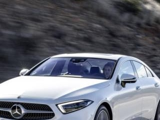 2018 | The New CLS 350d