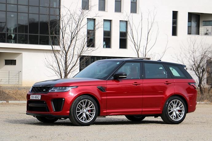 2019 | New Range Rover Sport