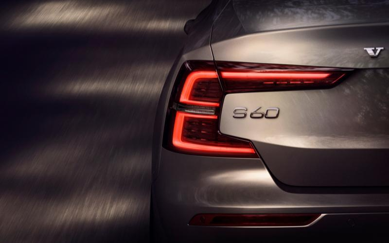 오피셜 볼보 The New S60