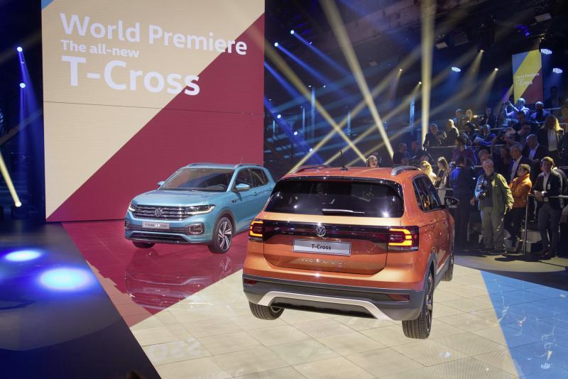 2019 | The all-new T-Cross
