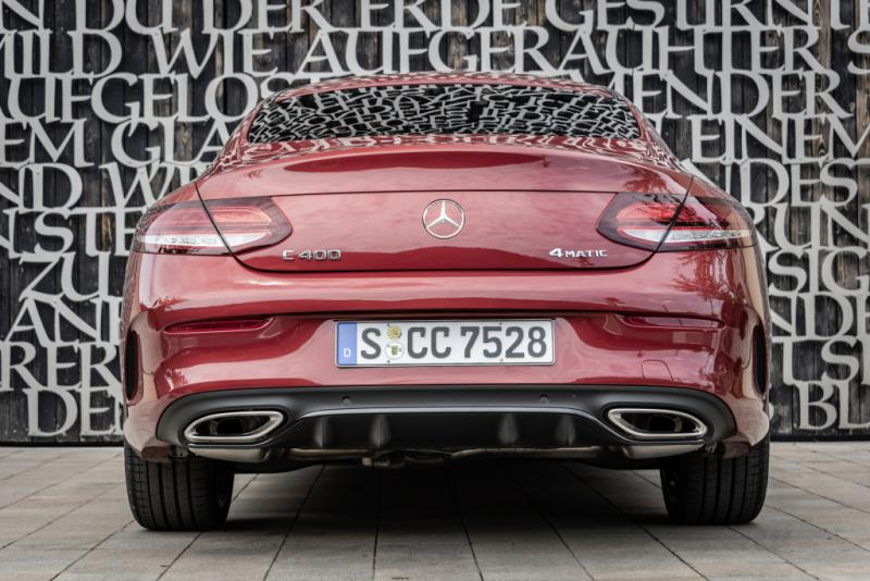 2019 | C400 4Matic Coupe