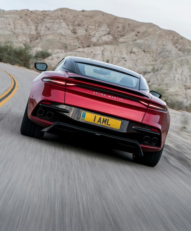 2019 | DBS Superleggera