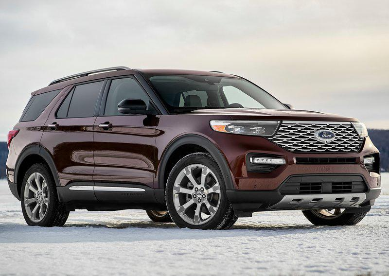 Ford 포드 All New Explorer