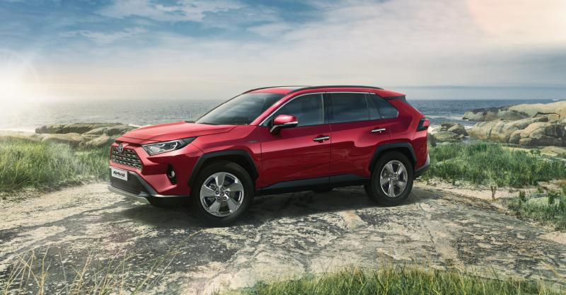 2019 | New Generation RAV4