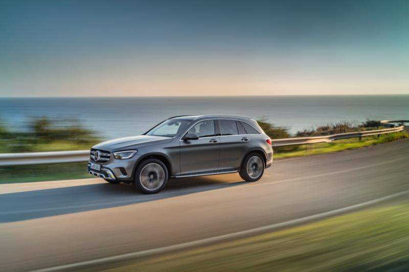 2019 |  All new GLC