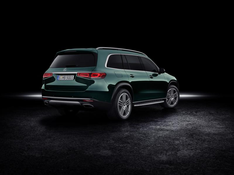 2020 | The new GLS
