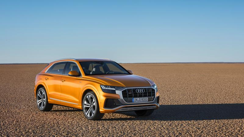 2019 | Audi Q8
