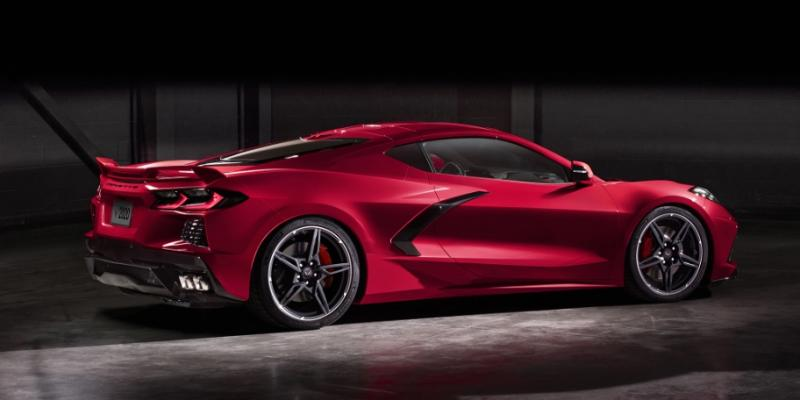 2019 l Corvette Stingray