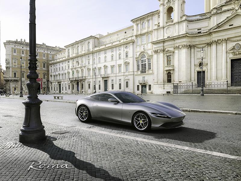 Ferrari 페라리 Roma
