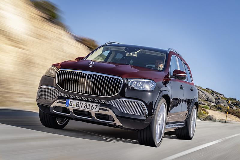 Daimler 벤츠 Maybach GLS