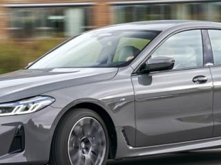 오피셜 BMW New 6 Series