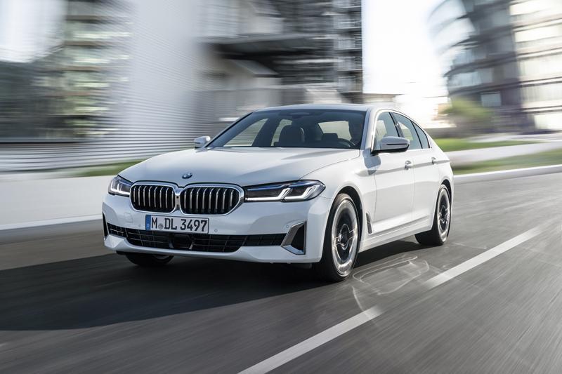BMW 5 시리즈 장기렌트 특가