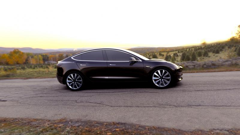 테슬라 Model 3 리스 특가