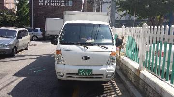 기아 봉고3 트럭(PU)