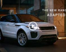 New Range Rover Evoque - City Safari TV advert