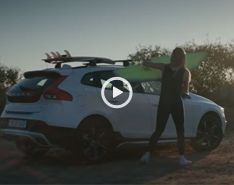 Discover the 2016 V40 Cross Country
