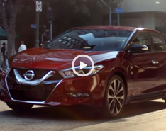 New Nissan Maxima   Day and Night