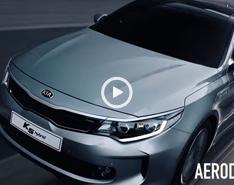 [K5 하이브리드] TV광고 – Aerodynamic Hybrid