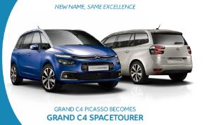 시트로엥 Grand C4 Spacetourer